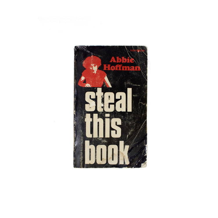 Steal This Book. Abbie Hoffman.