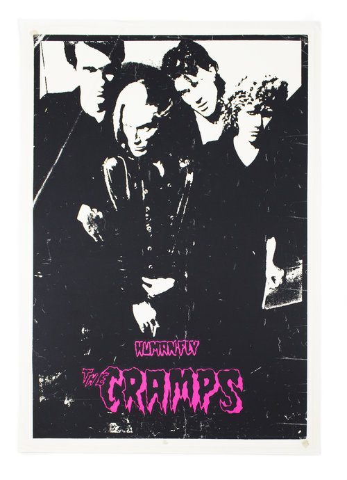 Human Fly. The Cramps.