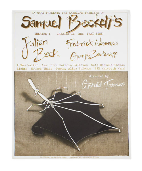 La Mama Presents: Samuel Beckett's Theatre