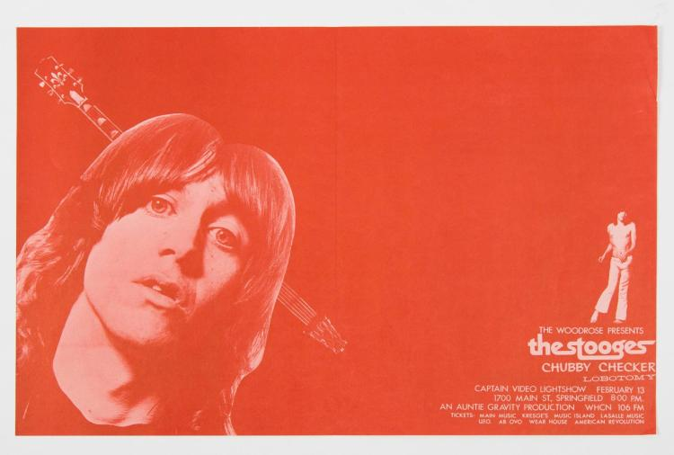 The Stooges at Woodrose