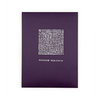 BARDO MATRIX: A BIBLIOGRAPHY. BOO-HOORAY / Bardo Matrix Press