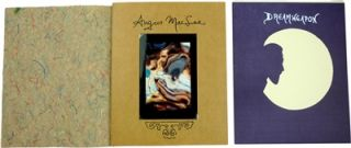 DREAMWEAPON: THE ART AND LIFE OF ANGUS MACLISE 1938-1979 DELUXE CATALOG