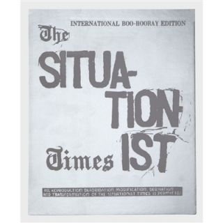 THE SITUATIONIST TIMES FACSIMILE