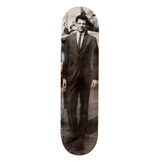 LARRY CLARK 70TH BIRTHDAY SKATEBOARD DECK. BOO-HOORAY / Larry Clark