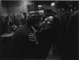 UNTITLED (FROM CAFÉ LEHMITZ SERIES). Anders Petersen.