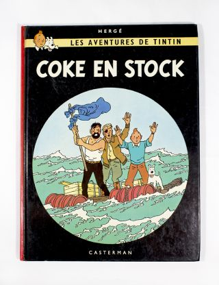 Coke en Stock. Herg&eacute