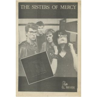 The Sisters of Mercy. Margaret Mittleman, eds Steve Pross