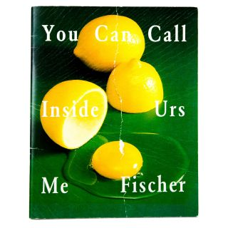 You Can Call Inside Me. Urs Fischer