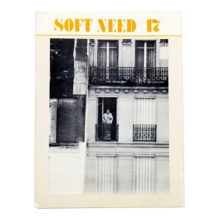 Soft Need #17: Brion Gysin Special