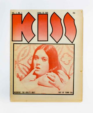 Kiss Magazine Collection