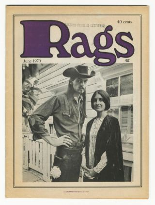 Rags Magazine Collection