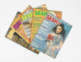 Star Magazine, February - June 1973