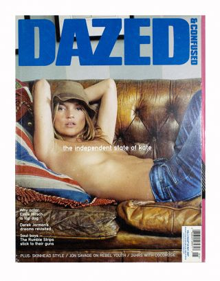 Dazed & Confused Vol. 2, Issue 49. ed Isabella Burley