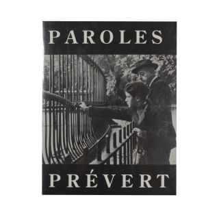 Paroles. Jacques Prévert, Lawrence Ferlinghetti