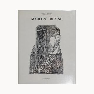 The Art of Mahlon Blaine. G. Legman