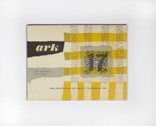 Ark: The Journal of the Royal College of Art Issue #17