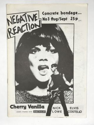 Negative Reaction #3