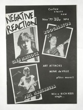 Negative Reaction #4