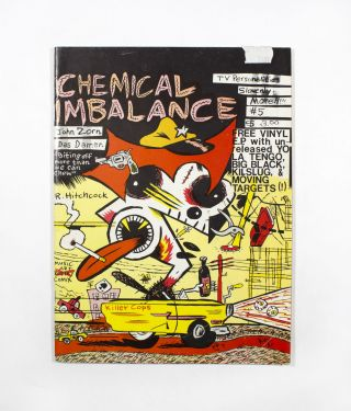Chemical Imbalance #5. Mike McGonigal