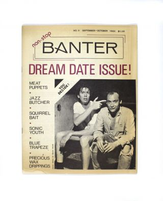 Non-Stop Banter No. 9: Dream Date Issue. Debbie Novak