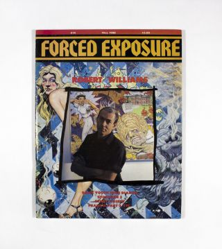 Forced Exposure #14. Jimmy Johnson