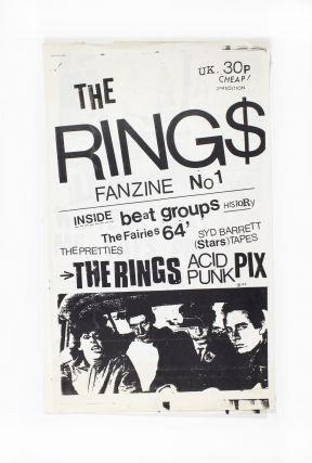 The Rings Fanzine No. 1, 2nd Edition
