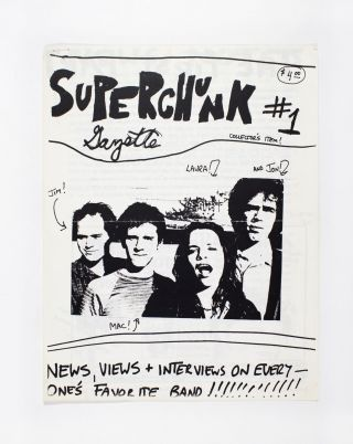 The Superchunk Gazette No. 1 (1995). Gary Gordon Jeff Wolstdatt, eds