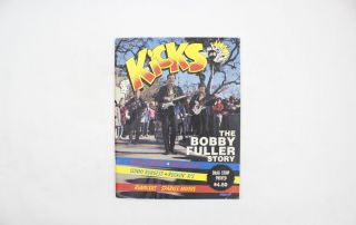 Kicks #6, 1988. Billy Miller, eds Miriam Linna