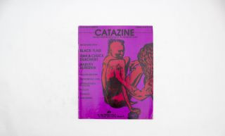 Catazine, Premier Issue (1985). ed Kathie Bender