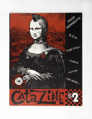 Catazine, Issue 2 (1985). ed Kathie Bender