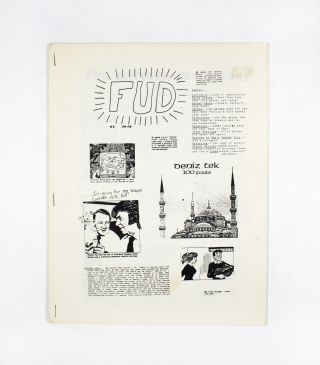 FUD No. 2, January – February (1986). FUD, Christopher Stigliano