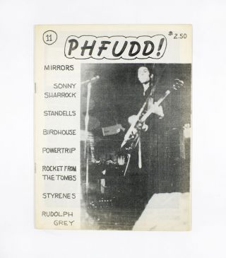 PHFUDD! No. 11, January/February/March (1988). FUD, Christopher Stigliano