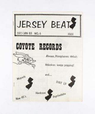 Jersey Beat, No. 6. ed Jim Testa