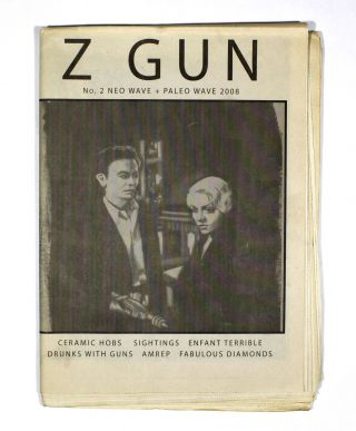 Z Gun No. 2. Ryan Wells Scott Soriano, eds Monty Buckles