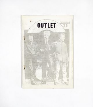 Outlet Magazines, No. 26. ed Trev Faull