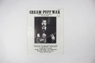 Cream Puff War, No. 2, February 1993. Jud Cost, eds Alec Palao