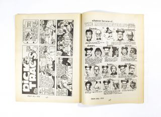 Harvey Kurtzman's Kar-Tünz No. 18