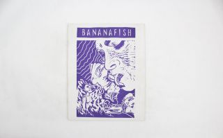 Bananafish Issue #7. ed Seymour Glass