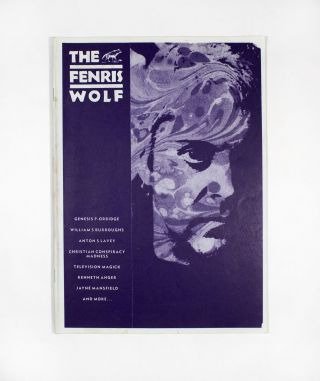 The Fenris Wolf No. 1. ed Carl Abramhamsson
