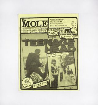 The Mole #3. ed Bruce Mole