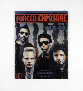 Forced Exposure No. 17. ed Jimmy Johnson