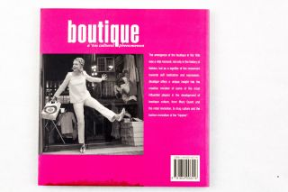 Boutique: A 60's Cultural Phenomenon