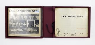 Les Américains [with] The Americans [Barney Rosset's Copies]. Robert Frank