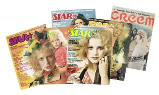 Star Magazine Vol. 2, No. 1-5, February-June 1973 [Complete]. Star Magazine