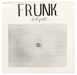 If At First. Frunk