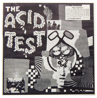 The Acid Test. Ken Kesey.