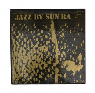 Jazz by Sun Ra, Vol. 1. Sun Ra.