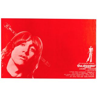 The Woodrose Presents The Stooges. The Stooges