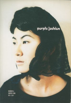 Purple Fashion no.4, Winter 1998. Elein Fleiss, Olivier Zahm