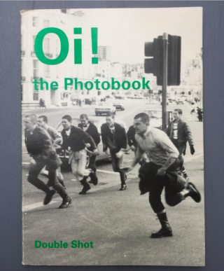 Oi! the photobook. Double Shot